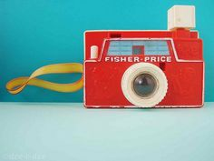 fisher-price-camera | Flickr - Photo Sharing! #toys
