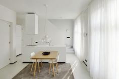 The Post by WAA #interior #minimalist