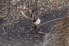 Ricardo Stuckert Accidentally Documents Isolated Tribe in The Brazilian Rain Forest