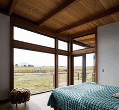 Contemporary Ranch House Inspiring Openness and Absolute Relaxation 5