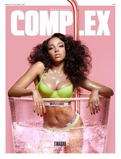 tinashe complex magazine cover