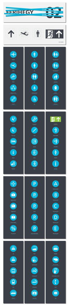 BUD Terminal2 Graphics Concept / 2010 #logo
