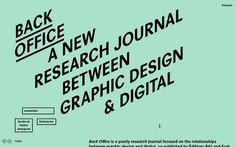 Minimalny Inspiration N° 8 #webdesign #minimaldesign #portfolio