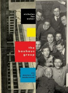 The Book Cover Archive: The Bauhaus Group, design by Peter Mendelsund #group #design #book #bauhaus #editorial