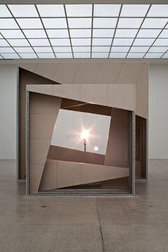 void() #gallery #arcitecture #sculpture #installation #assembledge #light