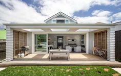 Traditional Residence Wanganui Ave Home by Jessop Architects