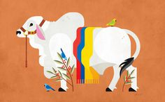 Beautiful Illo by Always with Honor #illustration #colombia