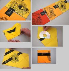 Joe Hinder - Graphic Design #i #red #yellow #orange #illustration #ate #music #bear #mother