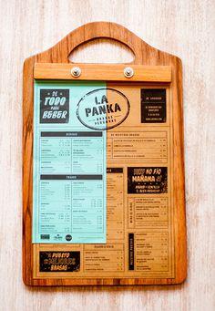 La Panka #menu