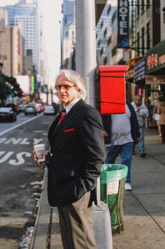 Incredible Street Film Photography by Vincent Pflieger