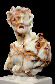 Contemporary Artist Barry X Ball
