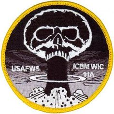 USAF ICBM #patch #usaf #military