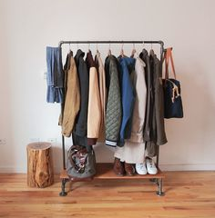 convoy #clothing #rack