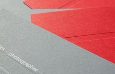 Philip Ljungström « Design Bureau – Lundgren+Lindqvist #business #pink #card #clean #grey