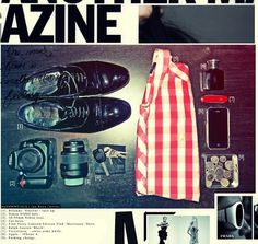 my stuff. #shoes #camera #essentials #jayroux #men #fashion #style