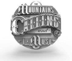 3D Type Sculptures + Animation on Behance #type #animation #lettering #typography
