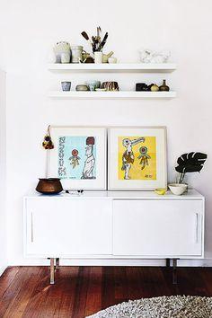 inside out magazine credenza #interior #design #decor #deco #decoration