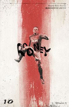 Soccer Designs by Cristina Martinez, via Behance
