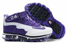 kids purple and white nike griffeys 2009