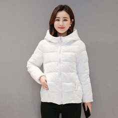 New Winter Short Women's Jacket Large Size 4XL 5XL 6XL 7XL Female Hood Women Parka Plus Size Cotton Down Jacket Autumn