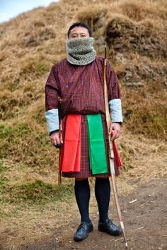 Archery, Bhutan | The Sartorialist