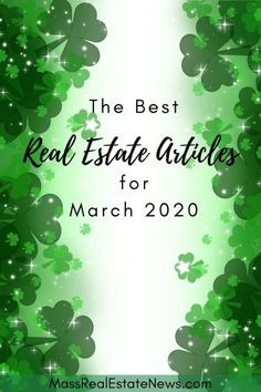 Helpful Real Estate Articles March 2020