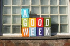 Because Studio — Design & Art Direction/A Good Week #studio #branding #because