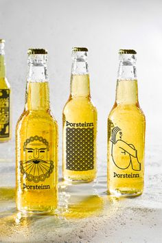 Iceland Academy of the Arts #design #illustration #beer #package