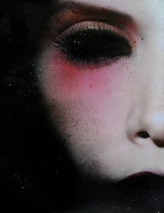 Persefone — Marco Rea #eye #portrait #painting