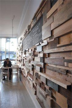 Slowpoke Espresso Cafe Interior, Fitzroy, Melbourne. #interior