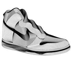 SHOES on Behance #nike #sneaker