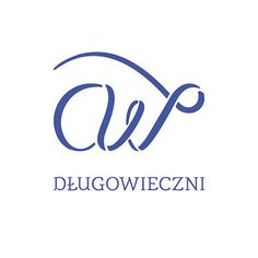 Zaczarowana Walizka #sign #long #monogram #lived #logo #blue
