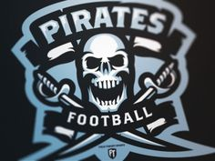Pirates Football #davidson