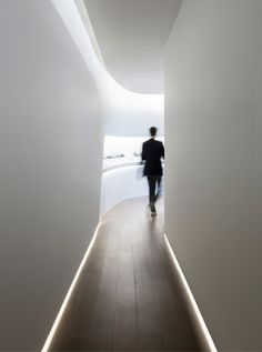 Zaha Hadid Gallery #exhibition #gallery #branding #logo #identity #motherdesign #julestardy #architecture