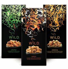 Snacks designed by Springetts