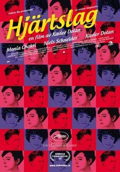Heartbeats Movie Poster - 11 x 17 - Swedish Style A
