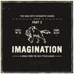 The Man With Dynamite Hands #album cover #vinyl