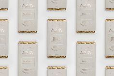 gold, chocolate, white, foil, bar, food, fancy, upscale