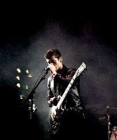 Likes   Tumblr #guitar #the #arctic #monkeys #concert