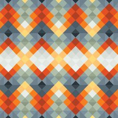 Pattern Collage - the portfolio of sallie harrison #vector #pattern #geometric #wallpaper #patterns