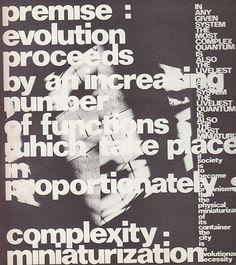 Paolo Soleri #design #graphic #typography