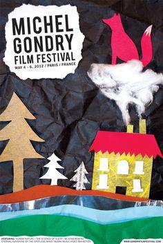Michel Gondry Film Festival #gondry #festival #cinema #film #michael