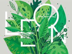 #illustration #leaves
