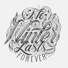 Beautiful Hand drawn Typography by Raul Alejandro