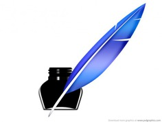 Quill pen and inkwell icon (psd) Free Psd. See more inspiration related to School, Icon, Office, Icons, Pen, Psd, Office icon, Quill and Horizontal on Freepik.