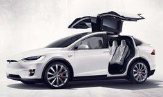 World's Quickest SUV: Tesla Model X #Tesla #TeslaModelX