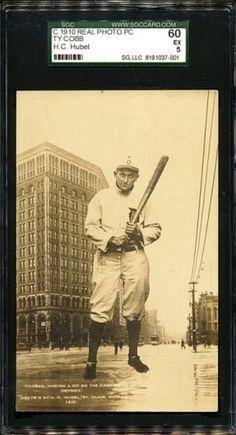 Cobb, 1910 « Eephus League