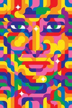 S04 #faces #art