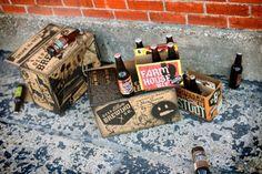 Deep Ellum Brewing Co. Packaging #packaging #beer