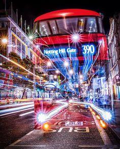 Stunning London's Street Snapchats by Nige Levanterman